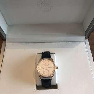 IWC Portuguese Regulateur Men's Watch, IW544402