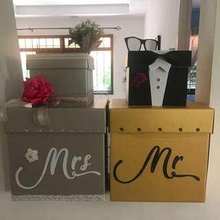 Money Box For Rent