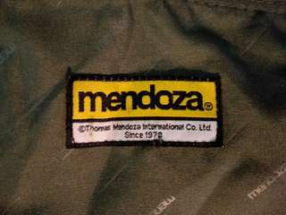 "Premium Mendoza Garment bag 40"""
