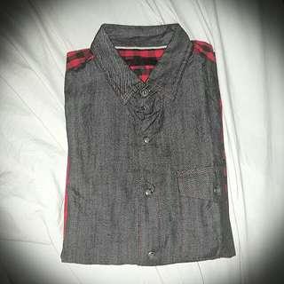 Flannel Long Sleeves