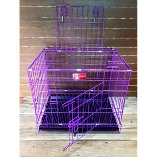 Pet Crates Medium Collapsible Foldable Dog Cat Cage