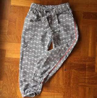 Girls trousers size 5
