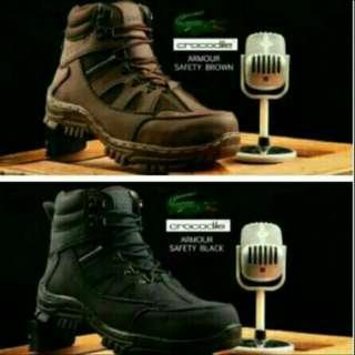 Sepatu safty