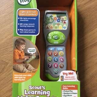 Leapfrog learning lights remote