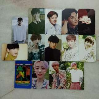 EXO Chanyeol Unofficial Pc  RM2 each  RM3 each (power & kokobop)   Buy RM30 above FREE postage!!