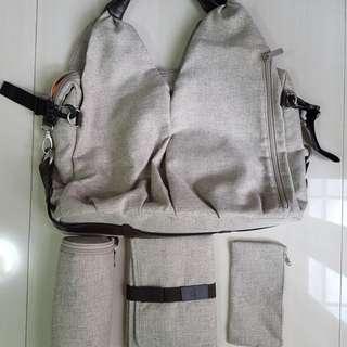 Lassig Diaper Bag Mothercare