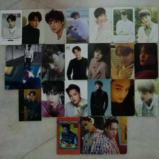 EXO Kai Unofficial Pc  RM2 each  RM3 each (power & kokobop)   Buy RM30 above FREE postage!!