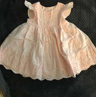 Mothercare dress 6-9mos