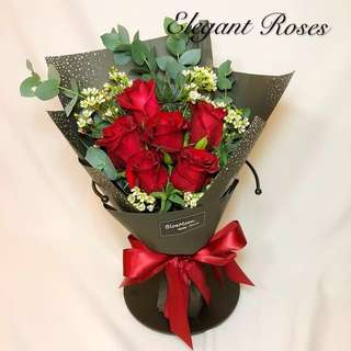 Rose Bouquet valentines day