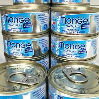 Monge Natural Cats Foods