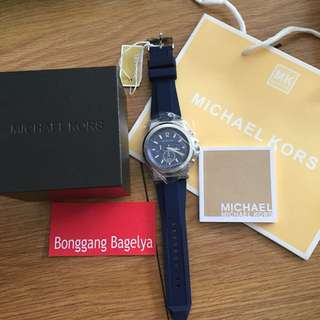 Authentic MK Dylan Chronograph Watch