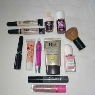 Bundle makeup