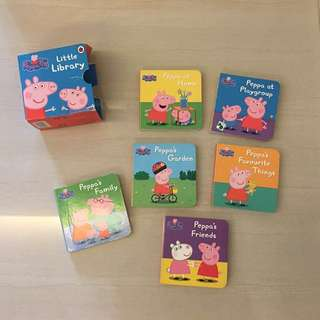 PL Peppa Little Library Books