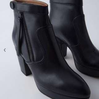 Acne Studios 'Track' ankle boots