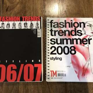 Vintage Fashion trends book 2006-07-08