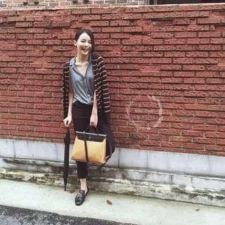 Fashion Sling bag-canvas material