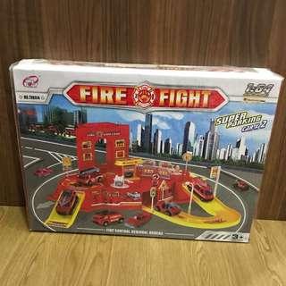 BN Fire Fight Cars