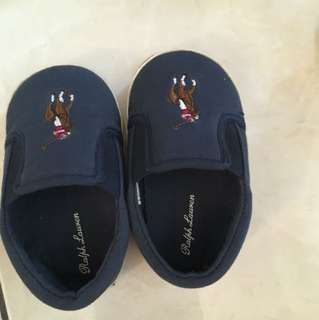 Baby polo Shoes