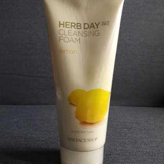Herb Day 365 cleansing foam lemon 170ml