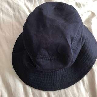Muji outdoor casual Japanese fisherman Hat Cap sun visor simple women fishing