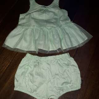 Gingersnaps Dress with Shorts