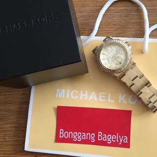 Authentic MK Watch - MK5861