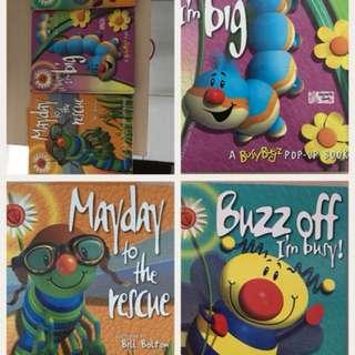 Baby Pop-up Books