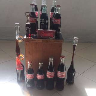 Old Coca Cola Collection