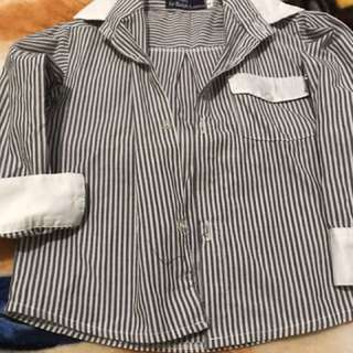 Polo Fits 2-4 years old