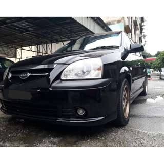 NEAR 07 Naza Citra 2.0 (A) L/SEAT GOOD CONDITION