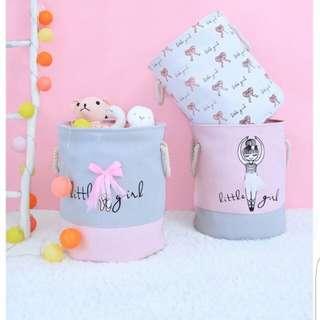 Little girls Laundry/ storage bag
