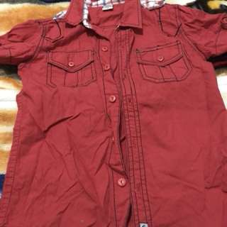 Garfield Polo fits 4-7 years old