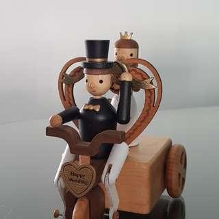 Wedding Music Box New
