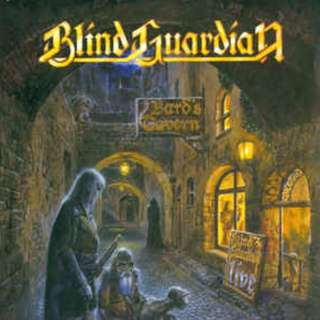 Blind Guardian Live cd