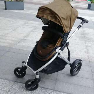Britax B Ready tandem/double stroller