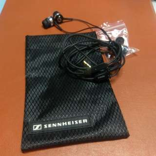 Sennheiser CX500耳機