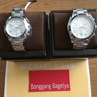 Couples Watch Authentic MK Watch - MK5535 & MK6174