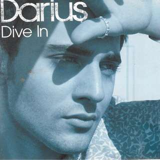 MY CD - DARIUS - DIVE IN //FREE DELIVERY BY SINGPOST