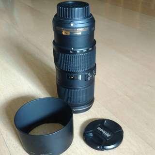 Nikon 70-200mm f4