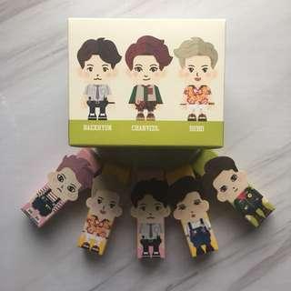 韓國Nature Republic•EXO限定聯名護唇膏/EXO週邊收藏品