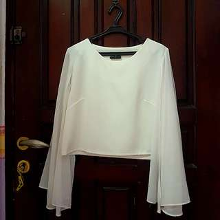 #CNY2018 White Top