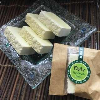 Daily Handmade Soap 全手工皂 純橄欖梘 50@