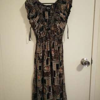Caroline Morgan Dress