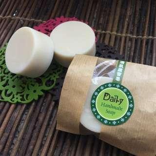 Daily Handmade Soap 全手工皂 鮮蘆薈梘 50@