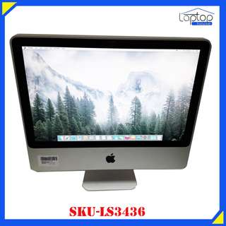 """📌SALES @$250!! CHEAP Mid 2009 iMac 20"""" Refurbished!! Core 2 Duo with Nvidia Graphics!!!"""