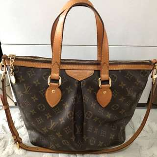 Louis vuitton palermo pm 2012 with db n strap