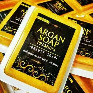 Argan Soap Premium