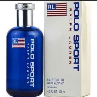 BNIB Polo Sport perfume
