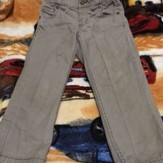 H&M pants khaki for kids 3-5 years old