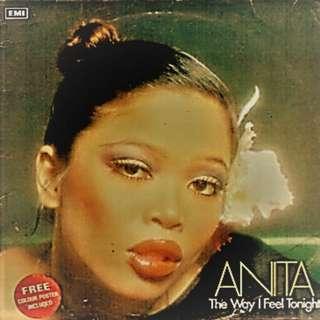 LP Anita Sarawak - The Way I Feel Tonight (1978 SG)